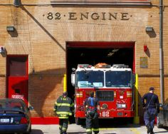 "FDNY ""La Casa Grande"" Engine West Farms, South Bronx, New York City. Made famous by the autobiography of Dennis Smith ""Report From Engine Company Fire Dept, Fire Department, Ghostbusters Firehouse, Firefighter Paramedic, Bronx Nyc, Fire Equipment, Rescue Vehicles, Fire Apparatus, Fire Trucks"