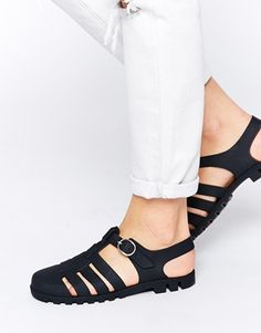 ASOS+FORESURE+Jelly+Gladiator+Sandals