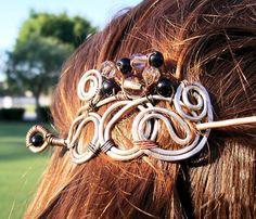 Wirework Hair Clip