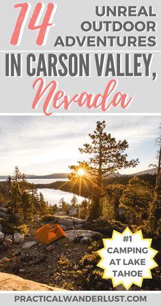 Carson Valley, Nevada is a USA adventure travel de…