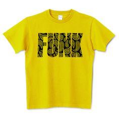 FUNK-T ペイズリー(黒) | デザインTシャツ通販 T-SHIRTS TRINITY(Tシャツトリニティ)