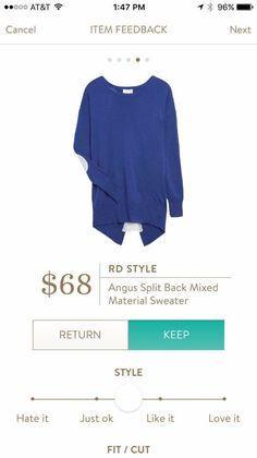 Awesome lightweight sweater in a great color with special detail that i can wear with my white ankle pants.