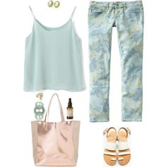 """""""Go Green"""" by xoxomuty on Polyvore"""