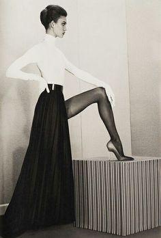 Elegance in a woman= Power