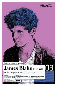 James Blake.