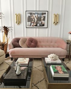 wygodna sofa to jest to! Decor, Furniture, Soft Furnishings, Home Decor Styles, Sectional Couch, Upholstered Furniture, Home Decor, Home Deco, Pink Couch