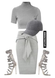 """Untitled #2022"" by whokd ❤ liked on Polyvore featuring Glamorous, Monika Chiang and Keds"