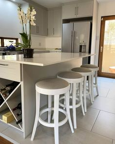 Toscana No-Back Kitchen Stools by Woodbender, a solid bentwood furniture manufacturer in Strand. Kitchen Stools, Furniture Manufacturers, Furniture Decor, Table, Home Decor, Decoration Home, Room Decor, Tables, Home Interior Design