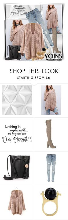 """WIN PRIZE WITH - Yoins"" by suadapolyvore ❤ liked on Polyvore featuring Mr Perswall and yoins"