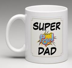 Father's Day gift Superhero gift for Dad Dad's by BeesMugShop #fatherday #gifts #fathersdaygift #mugs #giftsforhim #superdad #dadgifts #birthday #dadbirthday