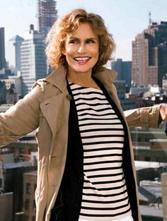 Classic Spring Style Inspiration From the Iconic Lauren Hutton | WhoWhatWear