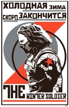 Winter Soldier - Barbicane