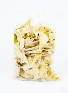 Tortillas chips en triangle