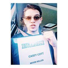 Casey Cott