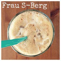 Frau S-Berg: Eiskaffee