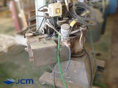 Fabricante: Metral Modelo: FNG Canteadora biseladora de formas Precio: 6.000€+ IVA (Portes e instalación no incluidos) Nota: La máquina se entrega totalmente revisionada Disponibilidad: Inmediata