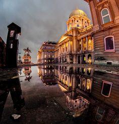 Budavar (Budapest, Hungary) by Leon de Nemea