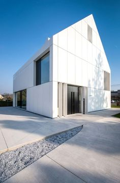 GAB Maison Ternat | architectura.be