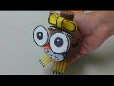 DIY Crafts: Cute Owl -  Recycled Bottles Crafts