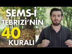 Rahatlamak ve Huzur için Sufilerin Kuralları - YouTube