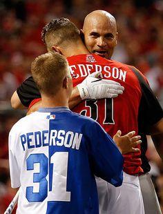 A wonderfully life-affirming twist to MLB's Home Run Derby | NRL News Today