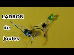 ✅ LED Intermitente, el mas facil de armar con solo un transistor - YouTube