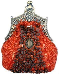 Red Antique Victorian Applique Plated Brooch Beaded Clasp Purse Clutch Evening Handbag w/2 Detachable Chains MG Collection,http://www.amazon.com/dp/B004W4KL4A/ref=cm_sw_r_pi_dp_DEuesb01P34AFY39