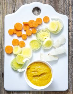 white fish carrot leek puree baby food