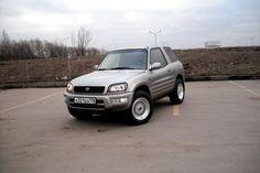 Фото на 16ом лете. — бортжурнал Toyota RAV4 2.0мех.,4wd,3d. 1999 года на DRIVE2