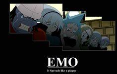 """Soul Eater """"EMO"""" 2 by Hitono-kun"""
