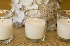 Resultado de imagem para velas decoradas PARA CASAMENTO