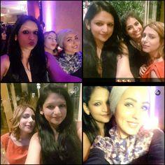#BlowOutAndGo with the ladies! @Loreal #MyDubai #GrosvenorHouse #Dubai #Redken #LorealGroup