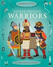 Sticker Dressing: Warriors