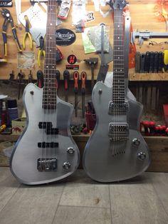 Fury bass & guitar