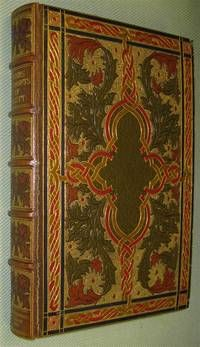 The Haunts and Homes of Sir Walter Scott, by Napier, George G.; Sir Walter Scott.. Full Leather Binding, Signed By Binder Alfred de Sauty.. Limited Edition  Glasgow: James Maclehose & Sons, 1897.  Listed by Ziern-Hanon Galleries