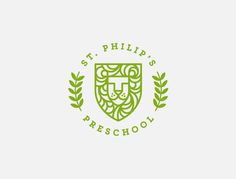 Philip's Preschool by J Fletcher Design St. Philip's Preschool by J Fletcher Design St. Crest Logo, 2 Logo, Logo Branding, Branding Design, Portfolio Design, Logo Inspiration, Preschool Logo, Kindergarten Logo, Preschool Education