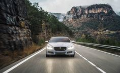 2016 Jaguar XJ - Photo Gallery of First Drive Review from Car and Driver - Car Images - Car and Driver