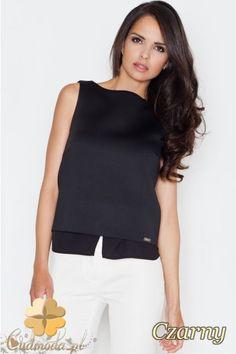 Bluzka na ramiączkach marki FIGL.  #cudmoda #moda #ubrania #odzież #clothes #bluzki