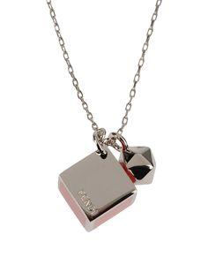bcd5f242de72 Fendi Necklace - Women Fendi Necklaces online on YOOX United States -  50178346PM
