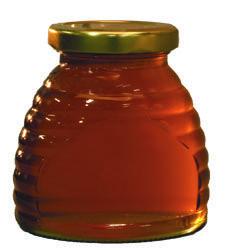 Half Skep Jar: 12 Jars