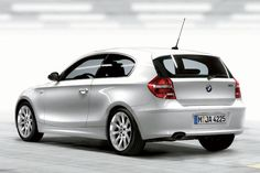 BMW 1-serie for Bry maybe?
