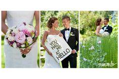 Wedding portrait | © Memento fotografering