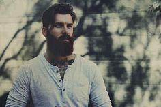 Awww. #menstyle #menhairstyle #beards #tattoos