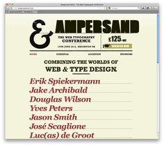 http://2012.ampersandconf.com