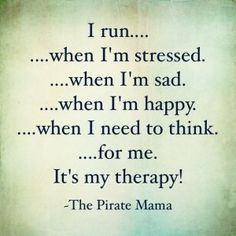 The Mental Benefits of Running | Happy, Strong & Fit with Fawn {AKA The Pirate Mama}