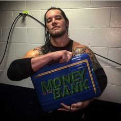 Mr. Money In The Bank Baron Corbin 6/18/17