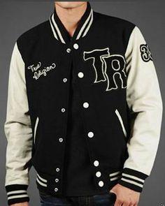 Fashion True Religion Mens Jackets