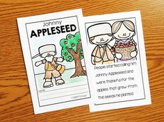 Johnny Appleseed Boo