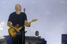 David Gilmour Arc en Senans