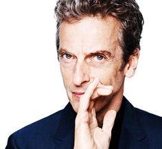 Peter Capaldi...the 12th doctor OH MER GERRRRRRRRRRRRRD